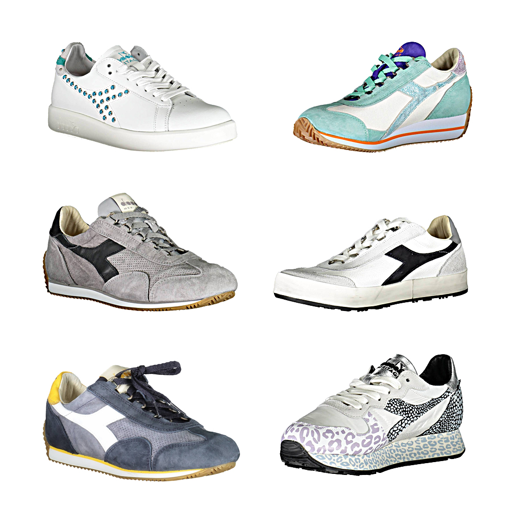 Diadora - Stock for E-Commerce