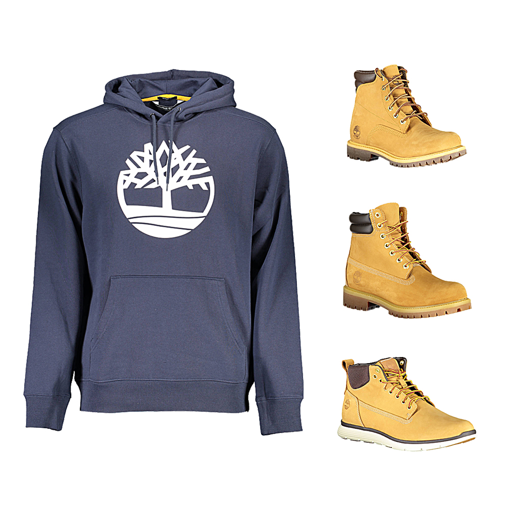 Timberland - Stock for E-Commerce