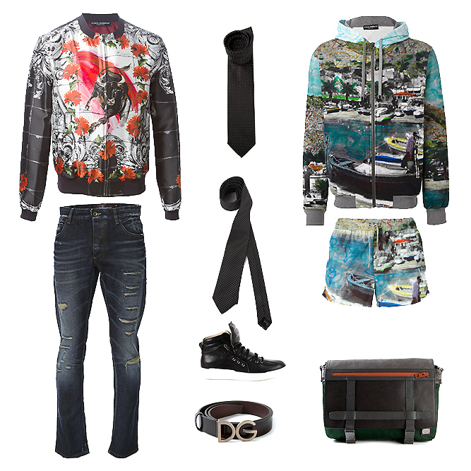 Dolce and Gabbana Mens 05052015 smd