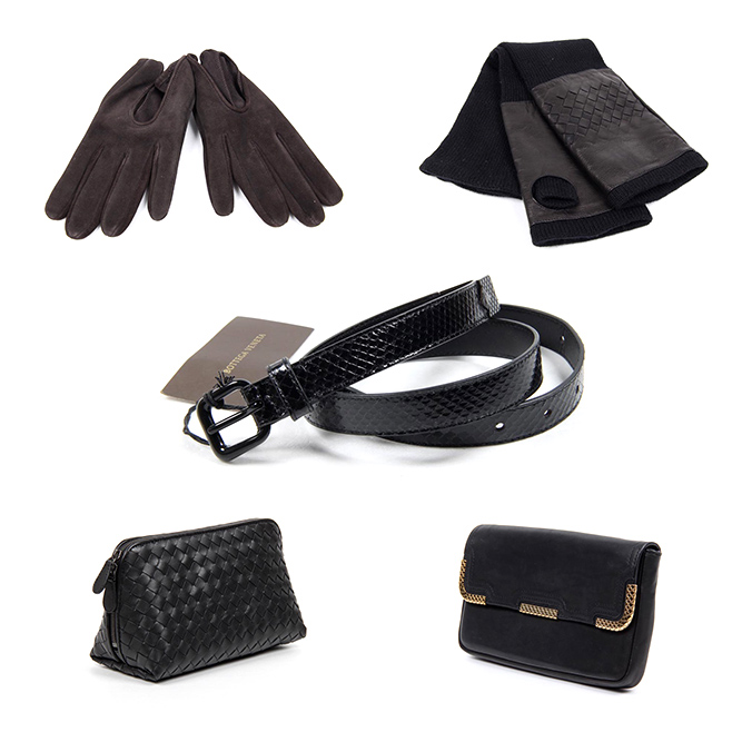 Bottega Veneta womens accessories