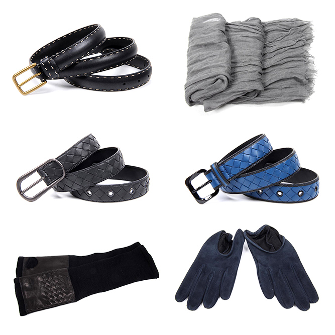 Bottega Veneta mens accessories