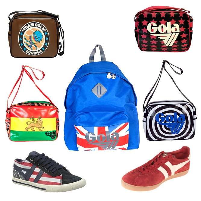 Gola womens and mens