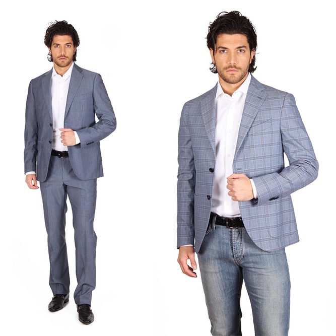 Versace men's suits and jackets