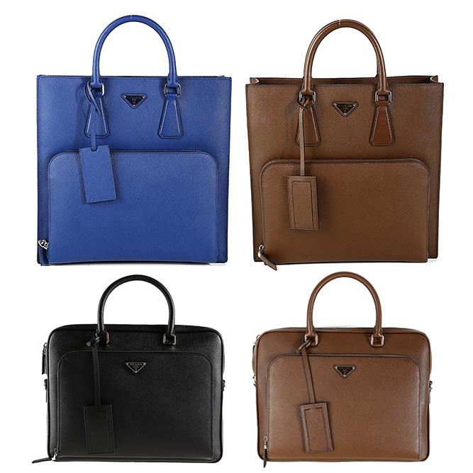 Prada men's bags