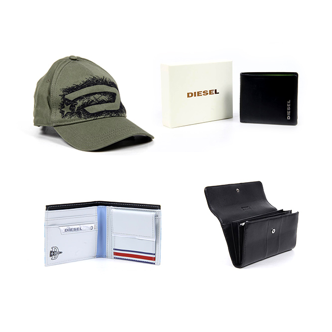 Diesel man accessories