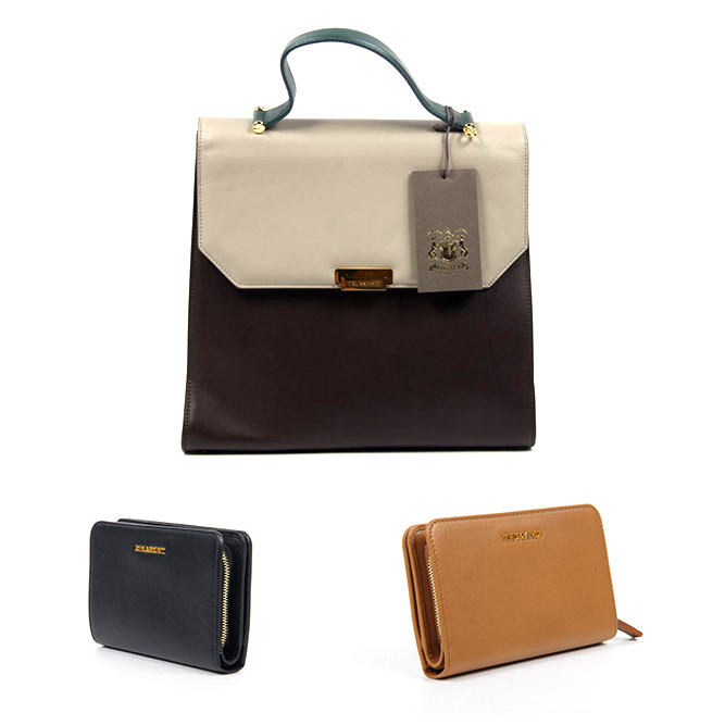 Trussardi woman bags and accessories