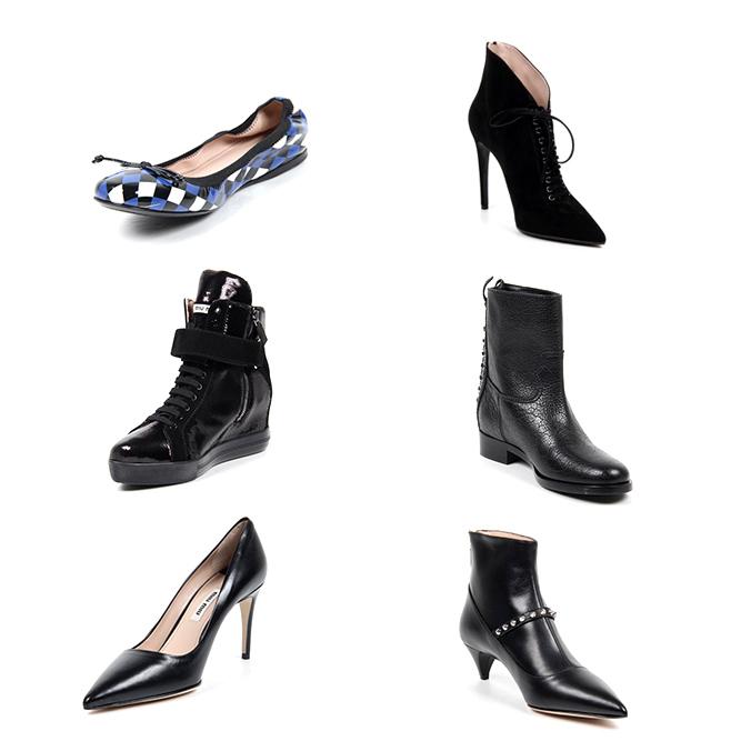Miu Miu woman shoes