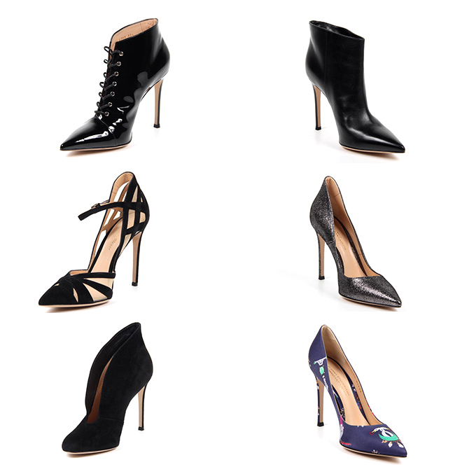 Gianvito Rossi woman shoes