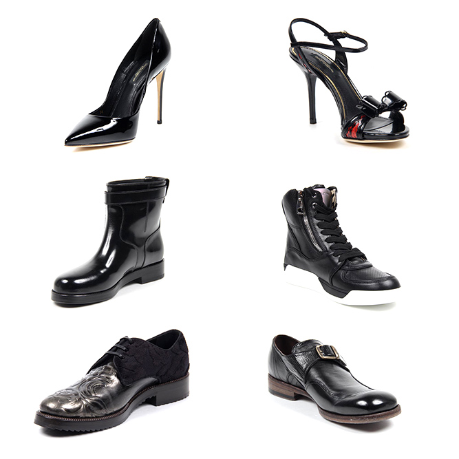 Dolce and Gabbana woman shoes