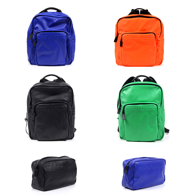 Dsquared2 backpacks