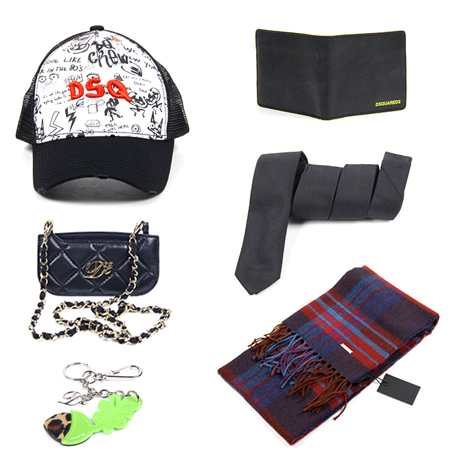 Dsquared2 accessories