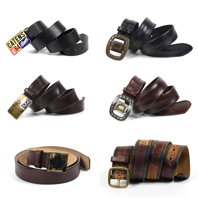 Dsquared2 man belts