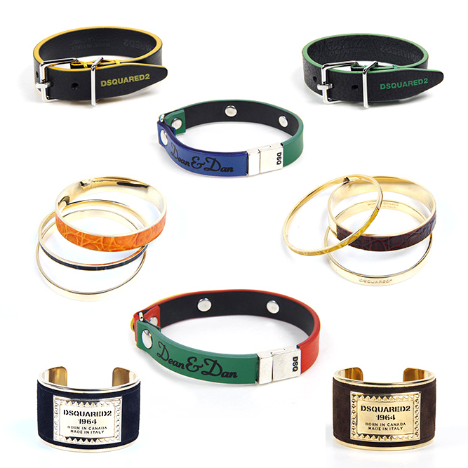 Bracelets de Dsquared2
