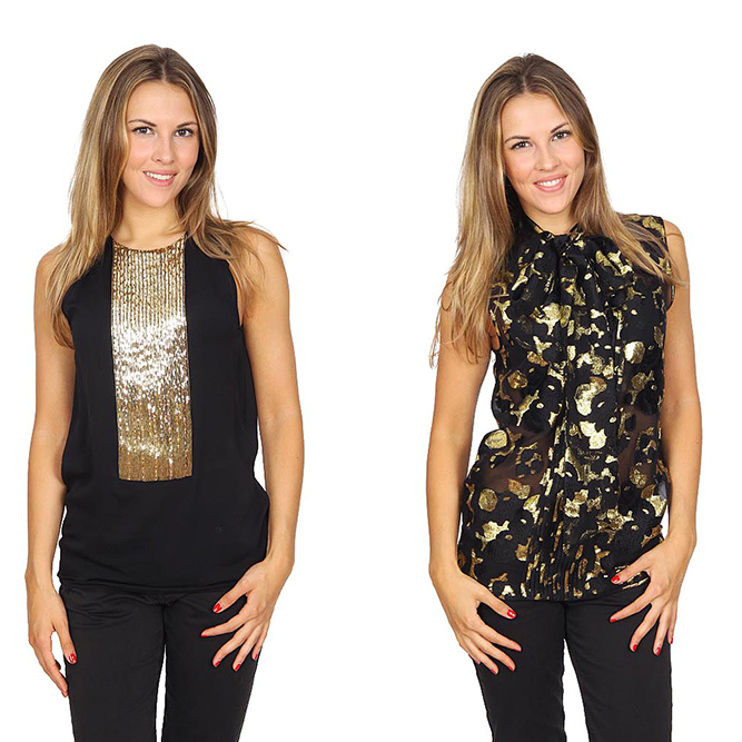 Dsquared2 woman tops