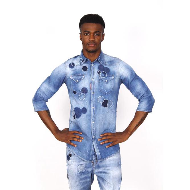 Dsquared2 man shirts