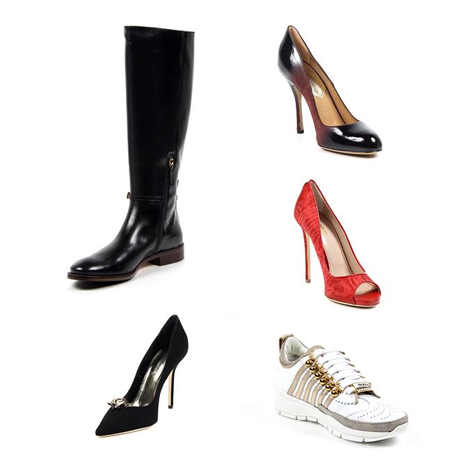 Dsquared2 woman shoes