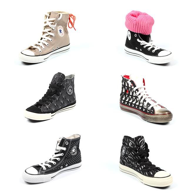 Converse woman shoes