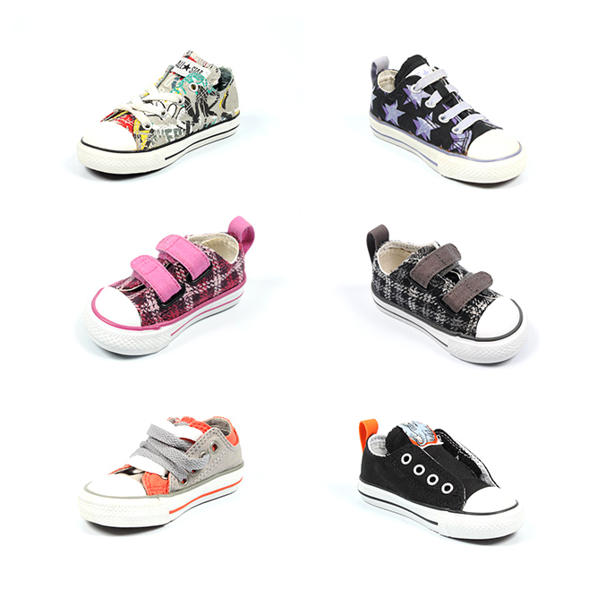 Converse junior shoes