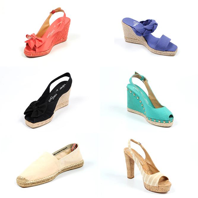 Castaner woman shoes