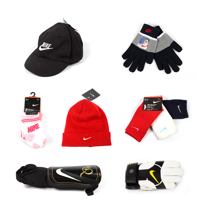 Nike junior accessories