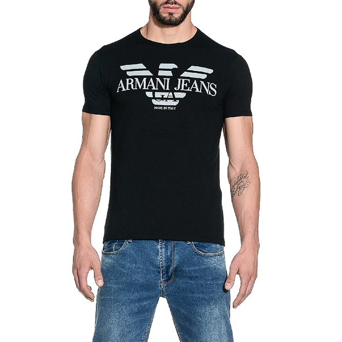 Armani Jeans homme t-shirts