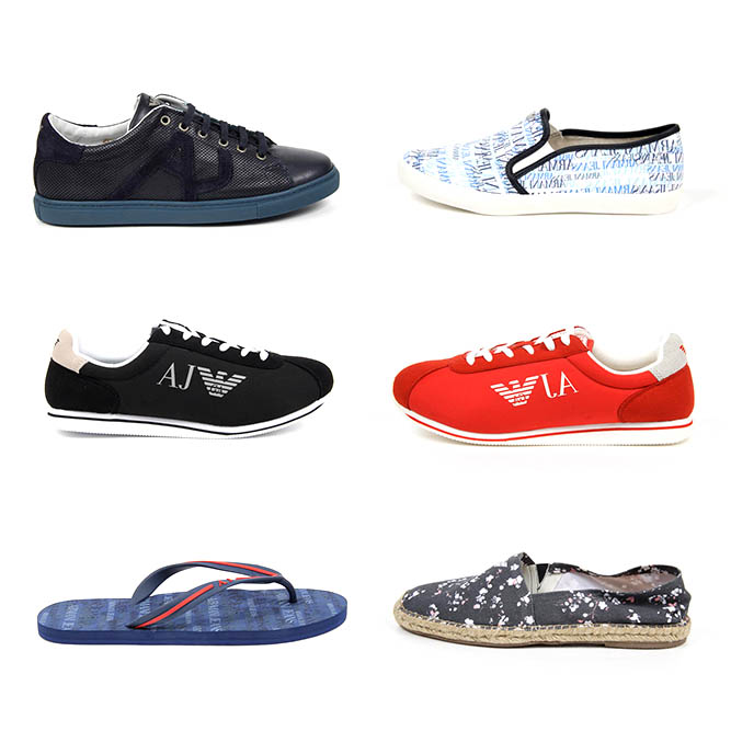 Armani Jeans man shoes