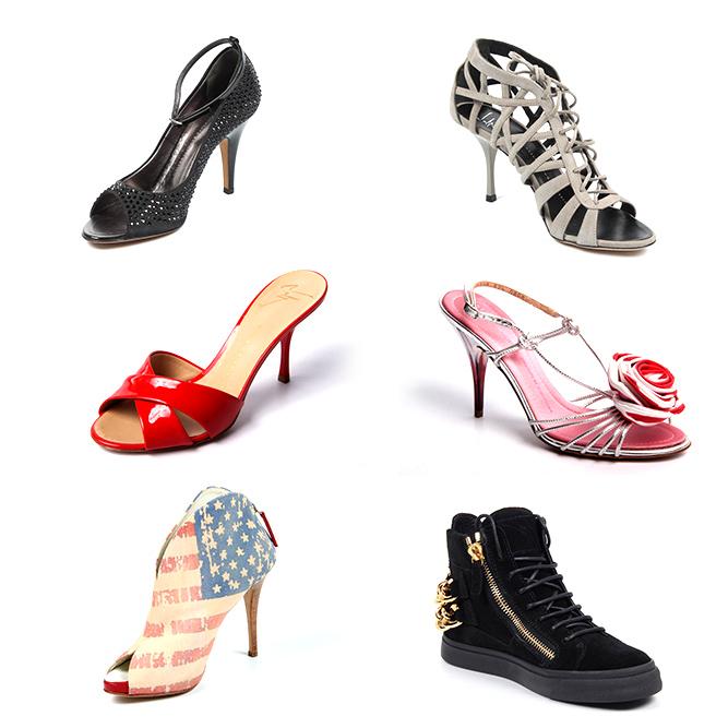 Giuseppe Zanotti woman shoes